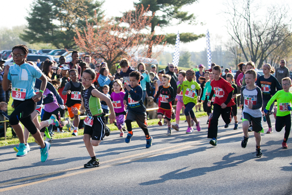 Hagerstown Youth Duathlon