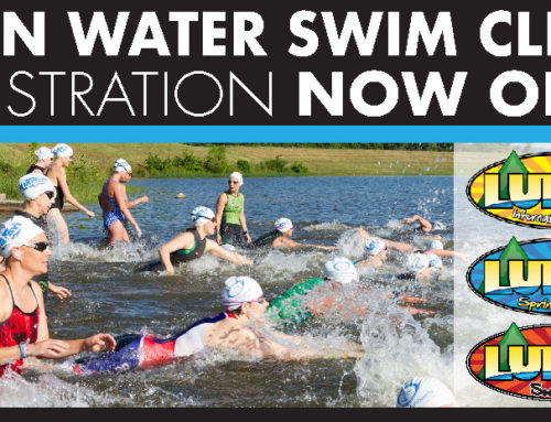2017 Official Luray Triathlon Open Water Swim Clinic: Registration Now Open