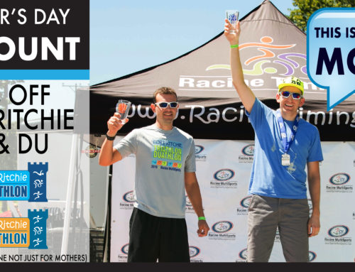 Mother's Day 15% OFF Discount – Fort Ritchie Triathlon & Duathlon