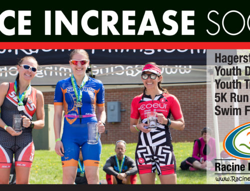 Price Increase Soon – Hagerstown Du 2, Youth Du 2, youth Tri, 5K#2, and SFL