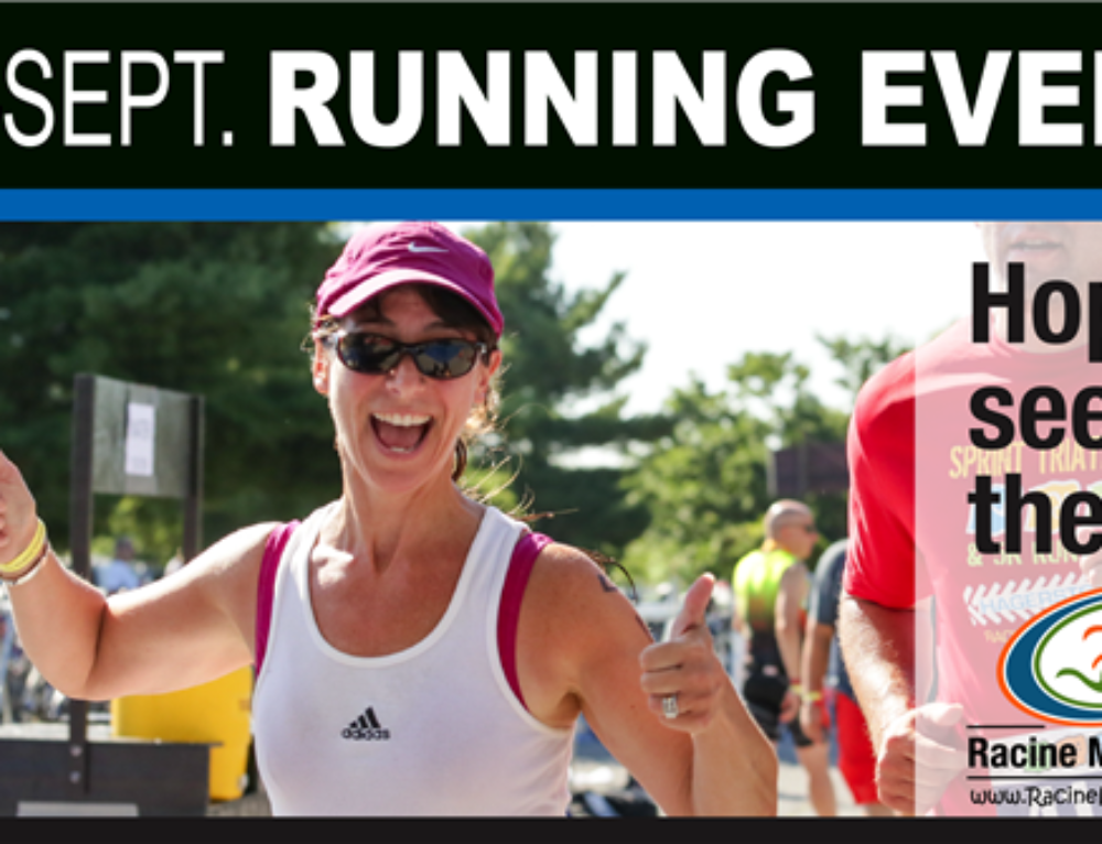 July/Aug/Sept Running Events