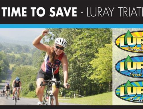 Still Time To Save – Luray Triathlon