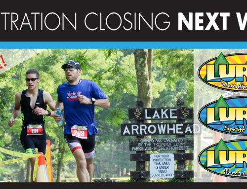 Get $20 Off the Luray Triathlon