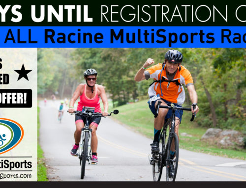 2 Days Until Registration Opens – 2018 Racine MultiSports Races!