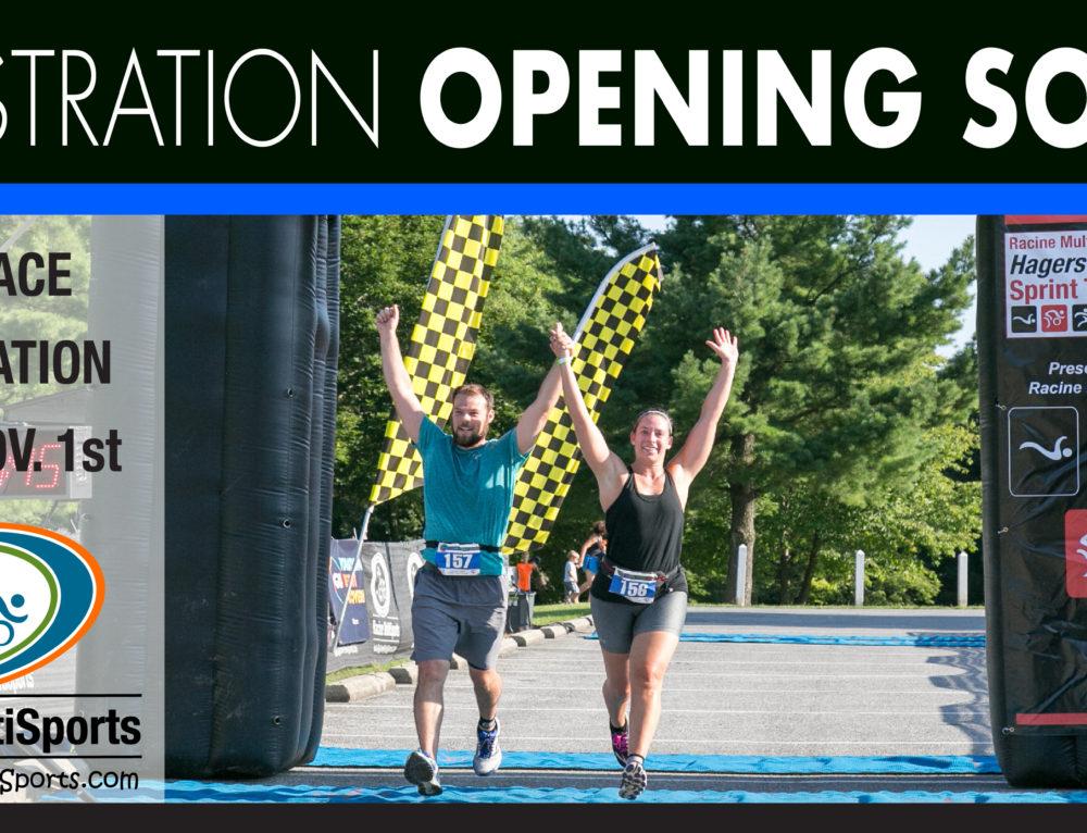 2018 Racine MultiSports Races – Opens Nov. 1st