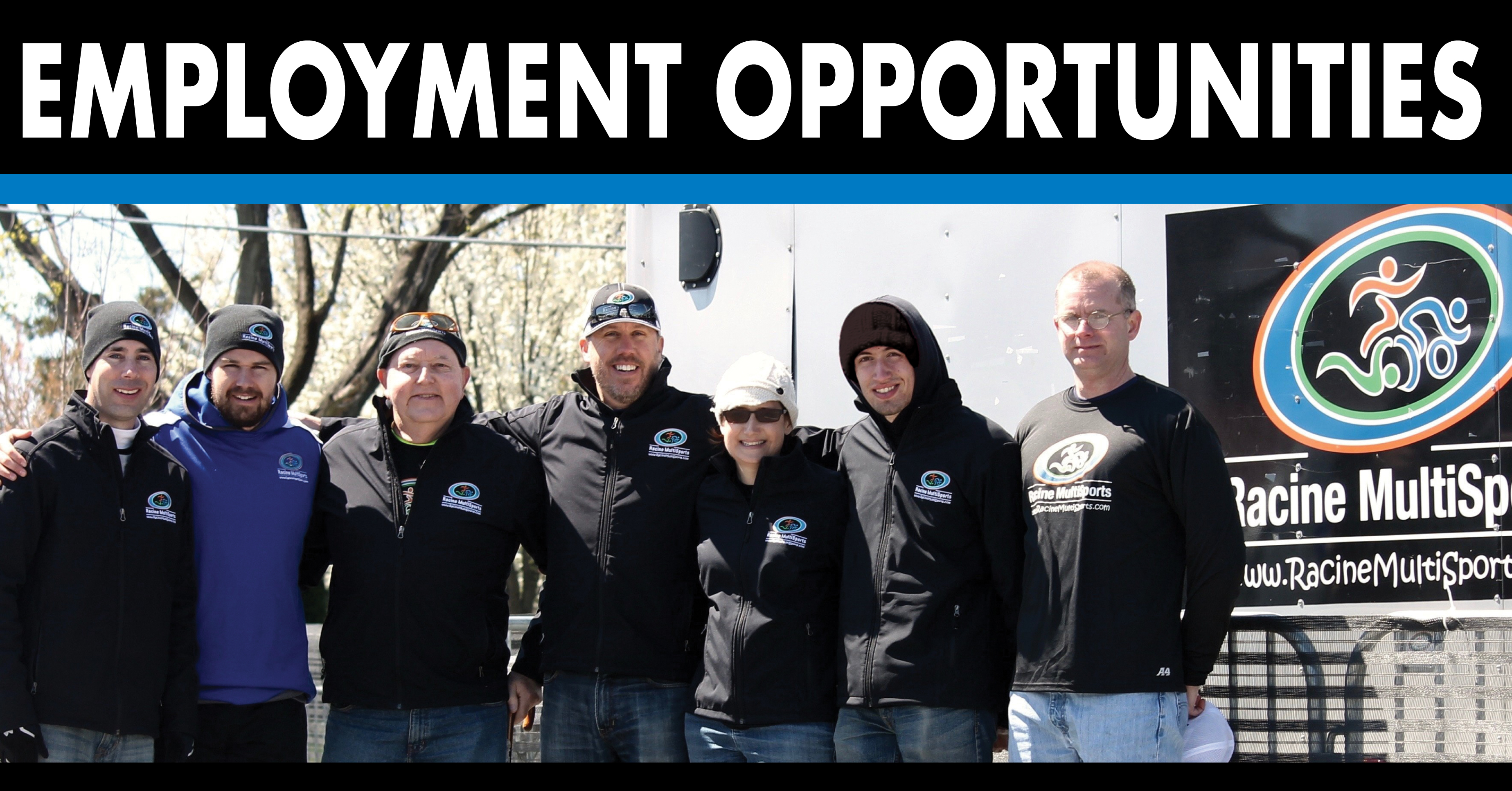 New Employment Opportunities With Racine MultiSports