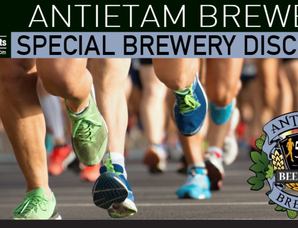 Antietam Brewery Offering Discounts