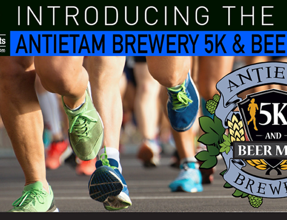 Introducing the NEW Antietam Brewery 5K and Beer Mile