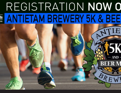 Antietam Brewery 5K and Beer Mile NOW OPEN!