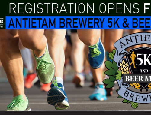 Antietam Brewery 5K and Beer Mile Opens Feb 1st with Discount