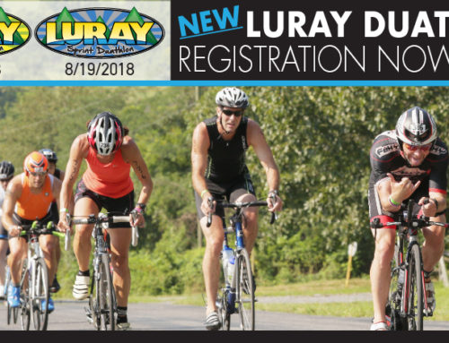 Luray Duathlon Registration NOW OPEN!