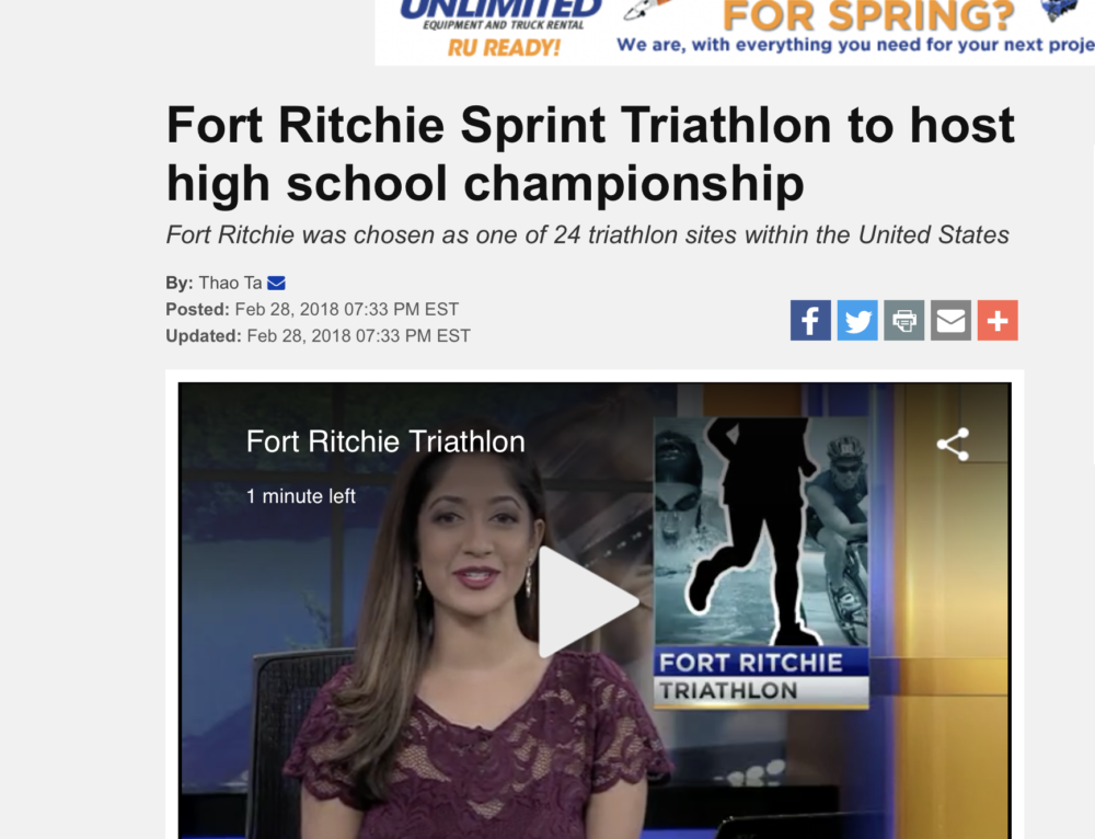 Racine MultiSports in the News