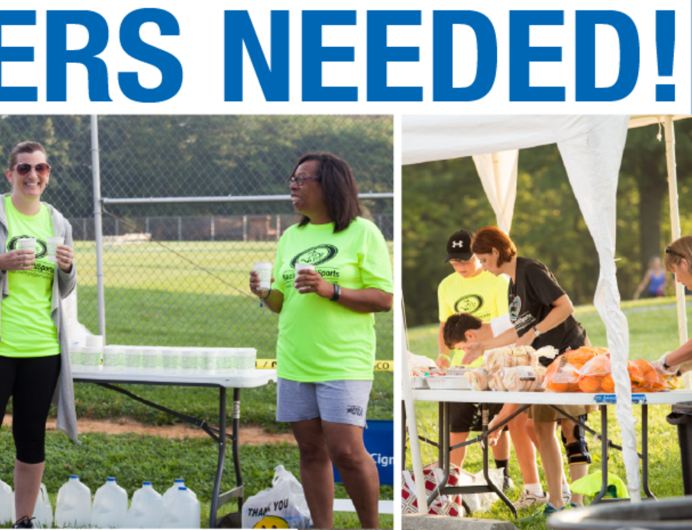 Volunteer Opportunity for Hagerstown Duathlon