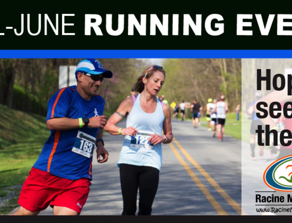 April-June Running Events