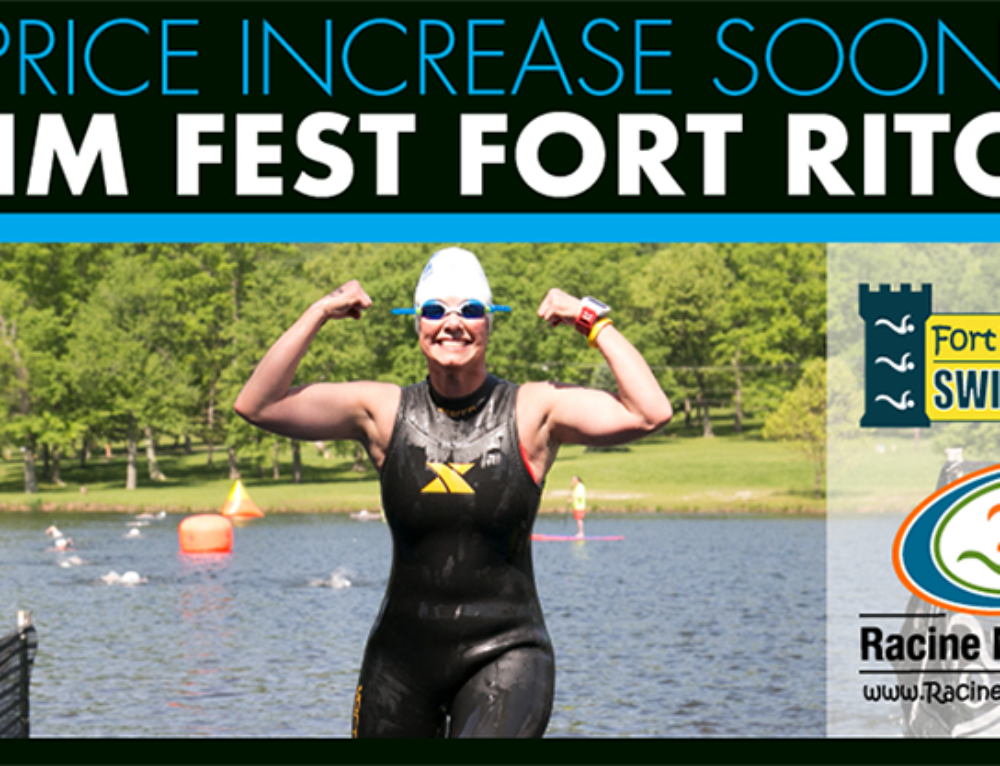 Swim Fest Fort Ritchie – Price Increase Soon