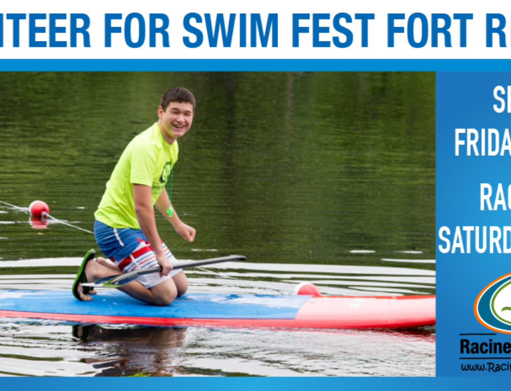 Volunteer for Swim Fest Fort Ritchie