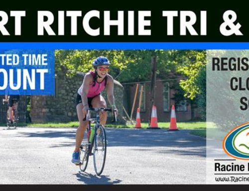 Special Discount for Fort Ritchie Triathlon & Duathlon
