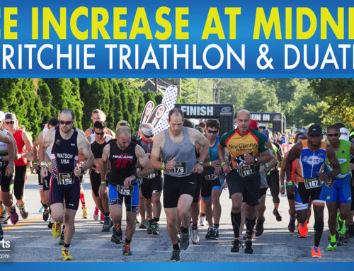 Fort Ritchie Triathlon & Duathlon Price Increase at Midnight