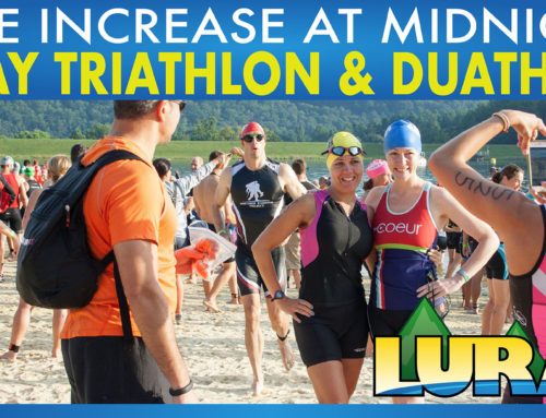 Luray Triathlon & Duathlon Price Increase at Midnight