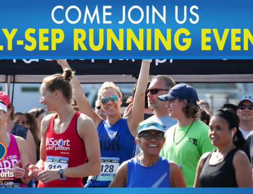 July-September 2018 Running Events