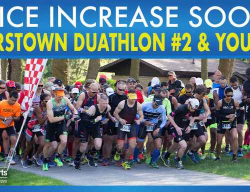 Price Increase Soon – Hagerstown Duathlon #2 & Hagerstown Youth Du #2