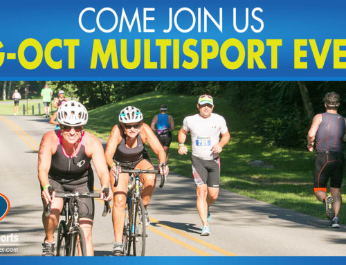 October-August MultiSport Events 2018