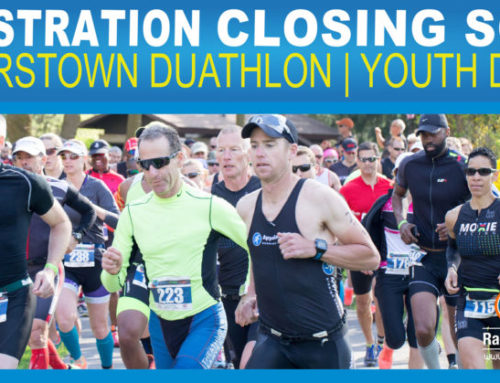 Registration Closing Soon for Hagerstown Duathlon #2, Youth Du, & 5K