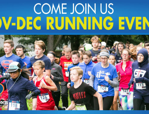 Nov-Dec Running Events