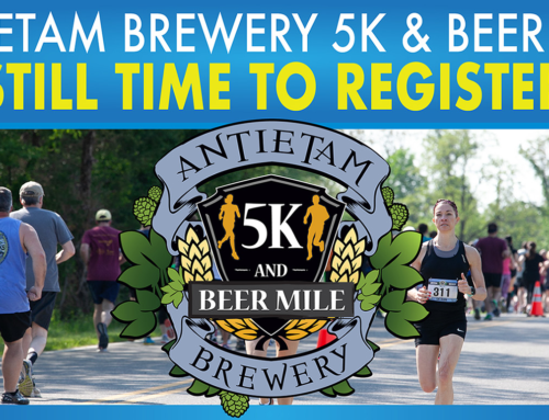 Final Registration Options for Antietam Brewery 5K & Beer Mile