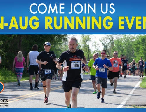 June-August Running Events